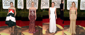 See Every Gorgeous Gown From the Golden Globes Red Carpet