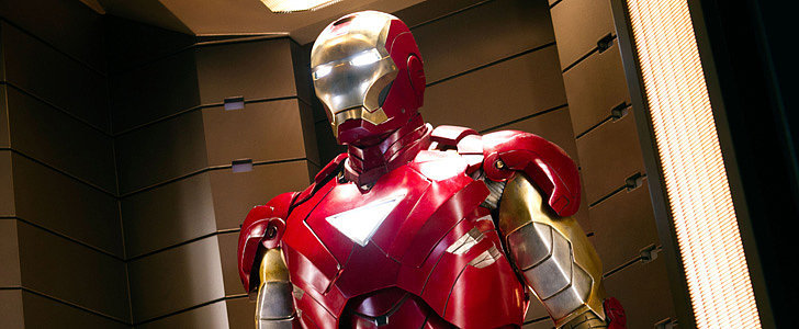 This Reverse Iron Man Suit Will Make You Feel Decades Older