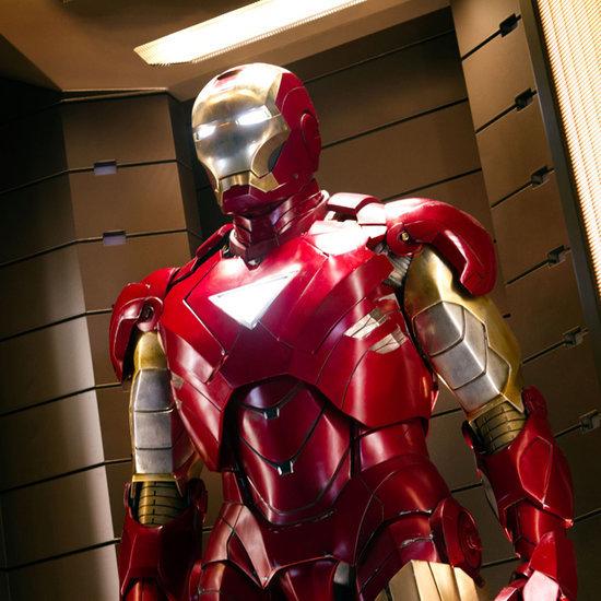 Reverse Iron Man Suit