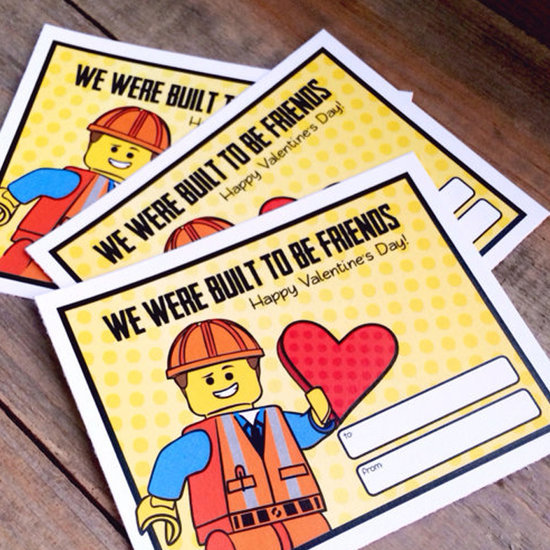Lego Valentines For Kids