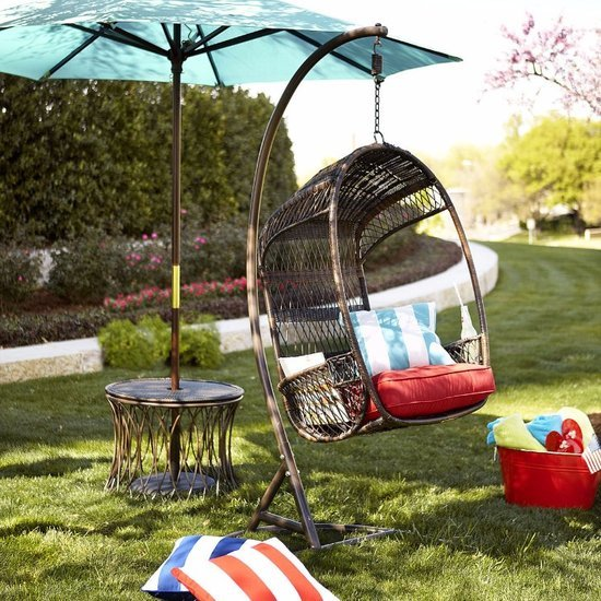 Pier 1 Recalls Outdoor Swing Chair