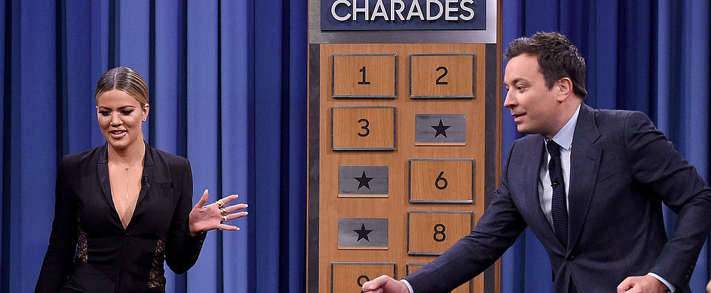 Khloé Kardashian Plays a Hilarious Game of Charades With Norman Reedus and Danny DeVito