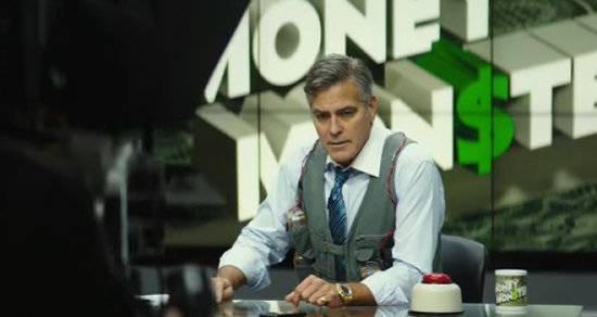 'Money Monster' Trailer Takes George Clooney (and Wall Street) Hostage
