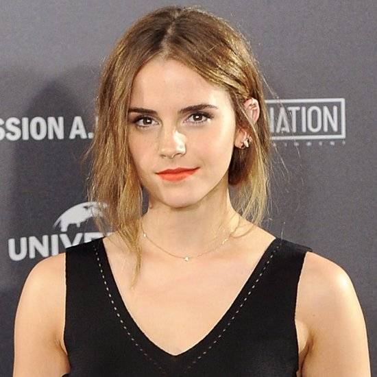 "Emma Watson Opens Up About Being ""Terrified"" of Fame"