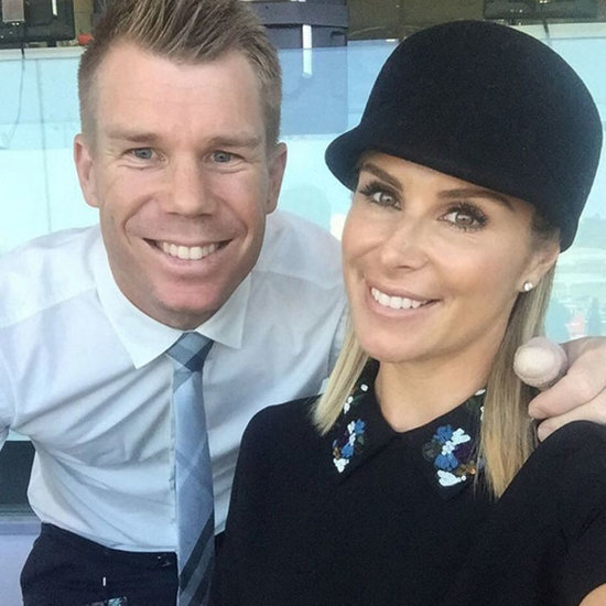David Warner and Candice Falzon Welcome Second Baby Indi Rae