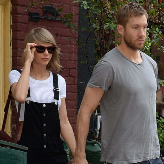 Fan Crashes Taylor Swift and Calvin Harris's Dinner Date
