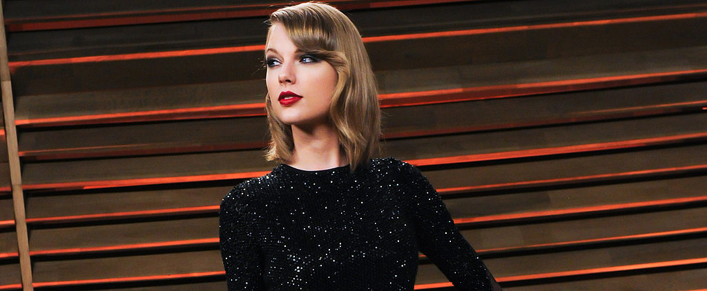 Taylor Swift's Sexy Date-Night Dress Is Backless and Belongs in Your Closet