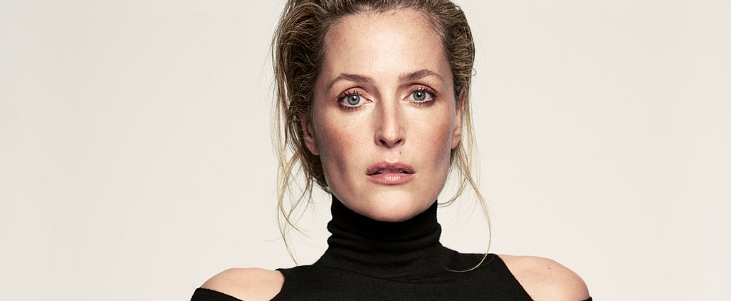 Forget Scully's Suit, Gillian Anderson Will Make You Crave Minimalist Style
