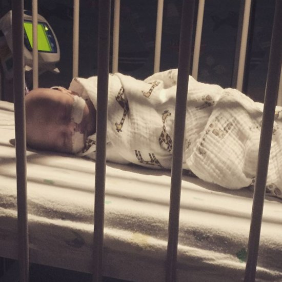 Video of Newborn With Whooping Cough
