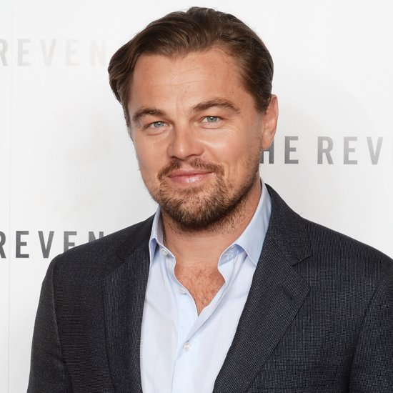 Leonardo DiCaprio Reacts to Oscar Nomination 2016