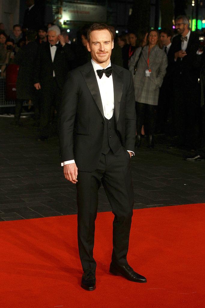 Best Actor: Michael Fassbender