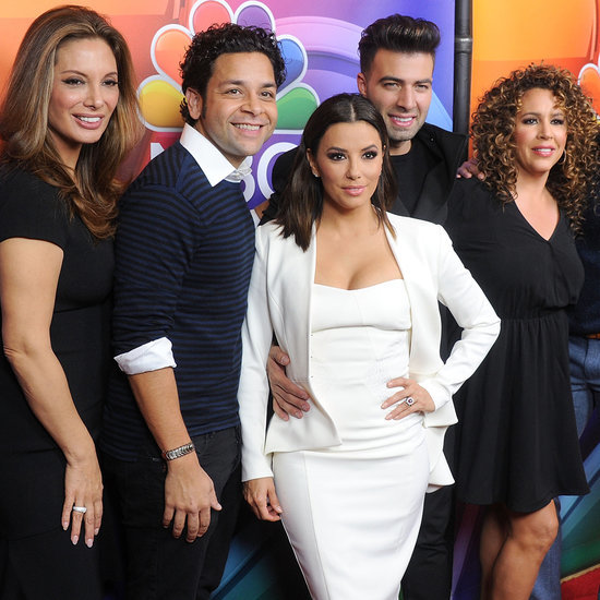 Cast of Telenovela at Winter TCA Tour 2016 Red Carpet