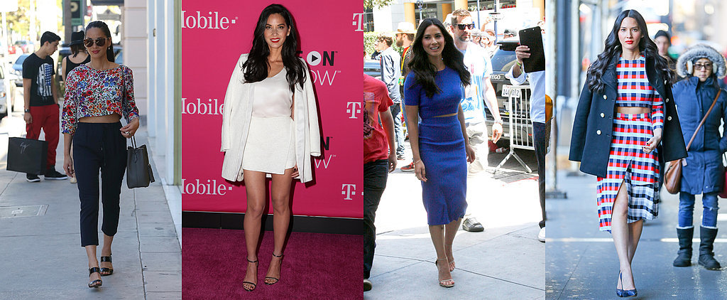 23 Times Olivia Munn Made Us Rethink Our Outfit