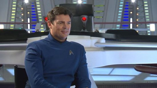 EXCLUSIVE: How 'Star Trek Beyond' Pays Homage to the 1960s TV Series and Leonard Nimoy