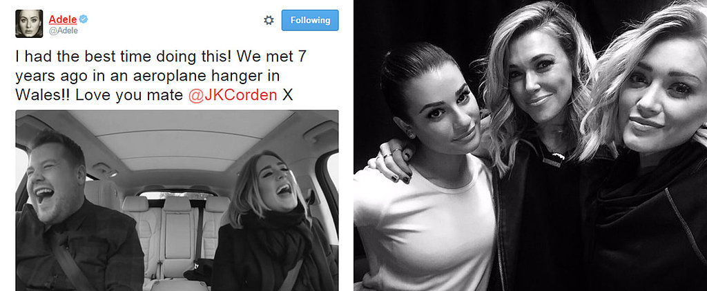 Celebrity Tweets You Can't Miss This Week