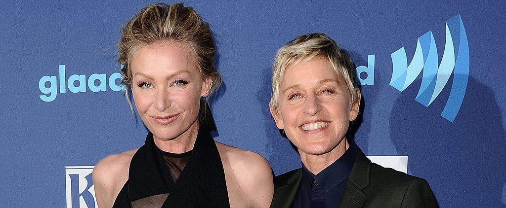 Ellen DeGeneres and Portia de Rossi Expand Their Family