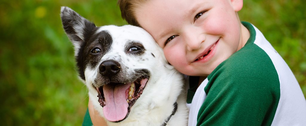 This Heartwarming Reunion Between a Boy and His Missing Dog Has Us in Tears
