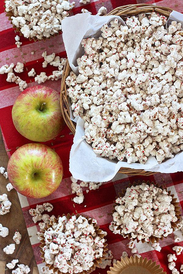 Apple Spice Popcorn