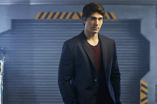 'Legends of Tomorrow' Interview: Brandon Routh on Unique Relationships, the Show's Tone and More
