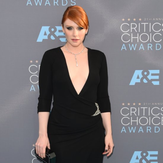 Bryce Dallas Howard Got Critics' Choice Awards Dress Online