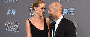 Rosie Huntington-Whiteley and Jason Statham Are Straight-Up #CoupleGoals