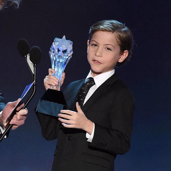 Jacob Tremblay Critics' Choice Awards Speech 2016