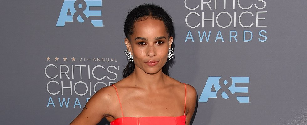 Zoë Kravitz Wore Her Party Pants to the Critics' Choice Awards — What Do You Think?