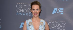 Blue Is the Hottest Colour of the Critics' Choice Awards