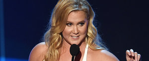 Amy Schumer's Acceptance Speech Is a Little Bit of Everything