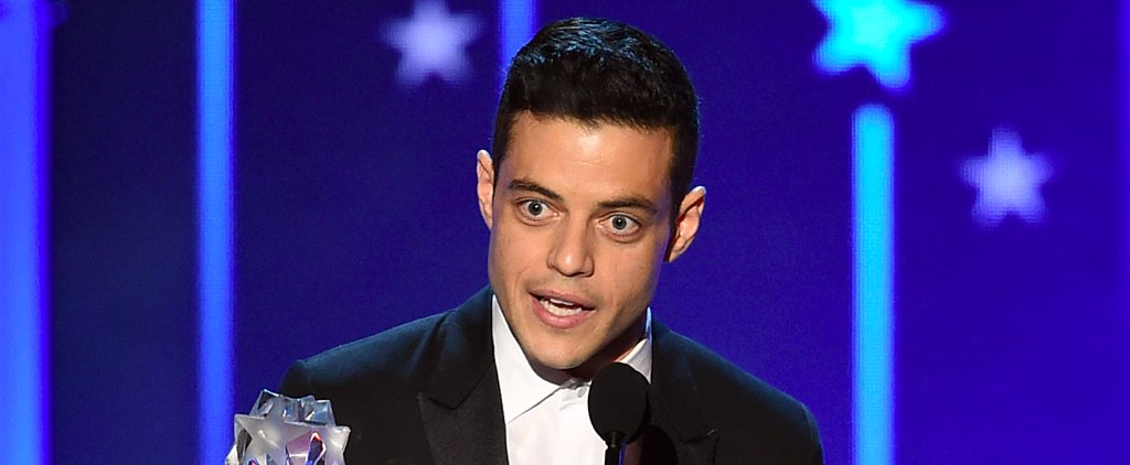 """Rami Malek on His Critics' Choice Win: """"It's Better to Be Different"""""""