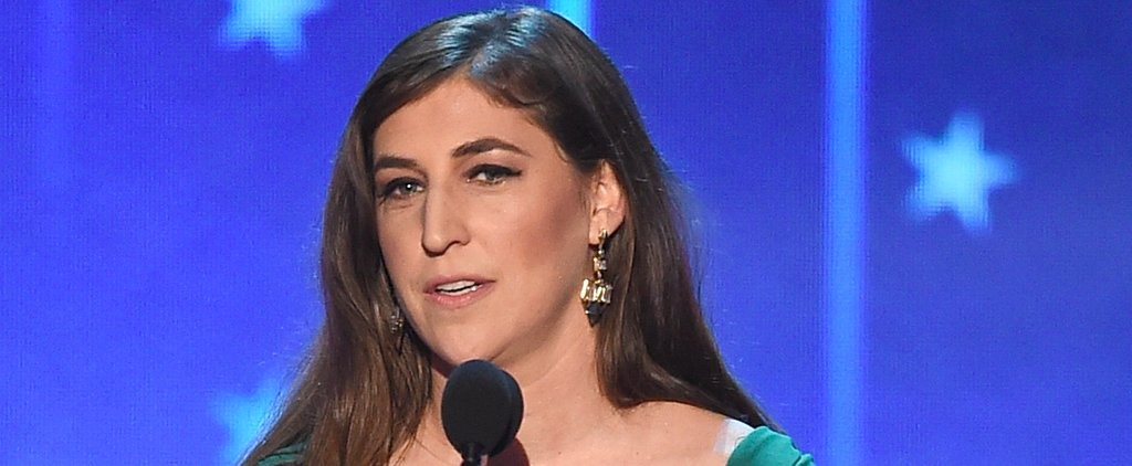 Mayim Bialik Finally Wins Something For The Big Bang Theory, Is Hilarious