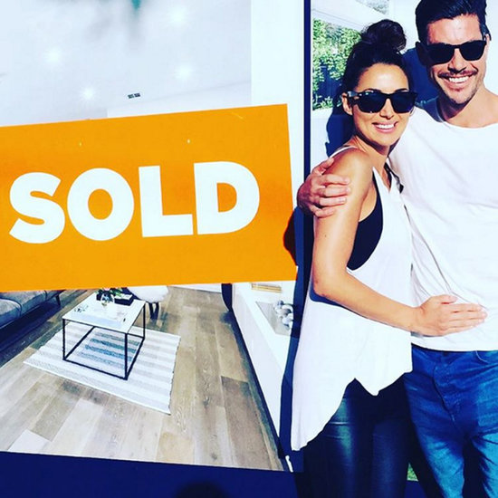 Sam Wood and Snezana Markoski Melbourne Home Pictures