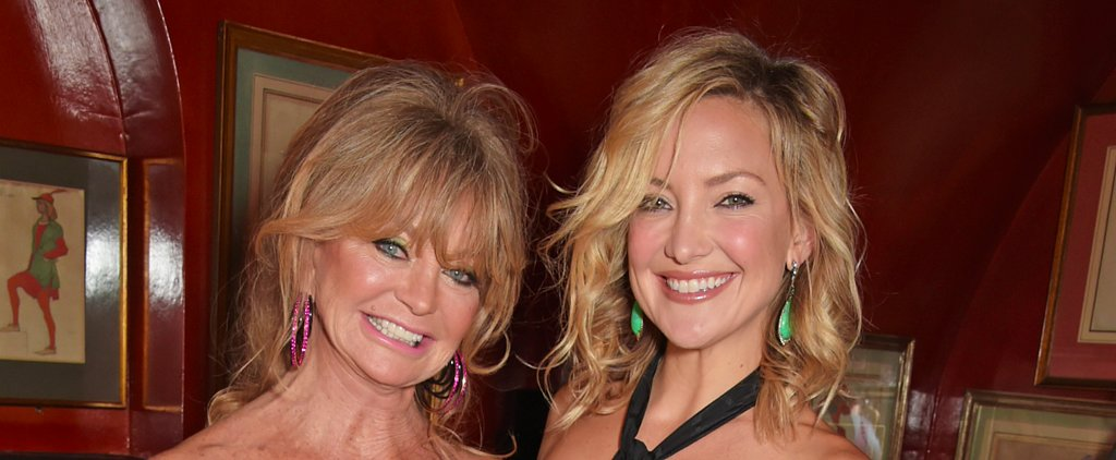"Kate Hudson on Her Bond With Mum Goldie Hawn: ""I Pretty Much Talk to Her Every Day"""