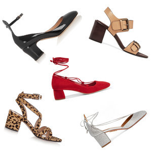 The Best Block Heels To Buy Now Via ShopStyle