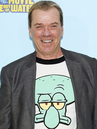 SpongeBob SquarePants Actor Rodger Bumpass Arrested for Alleged DUI