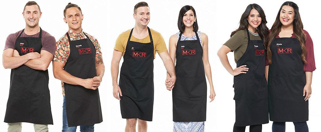 Reality tv popsugar celebrity australia for Y kitchen rules contestants