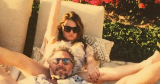 Jessica Simpson's Husband And Mom Do The Splits In Interesting Instagram Photo