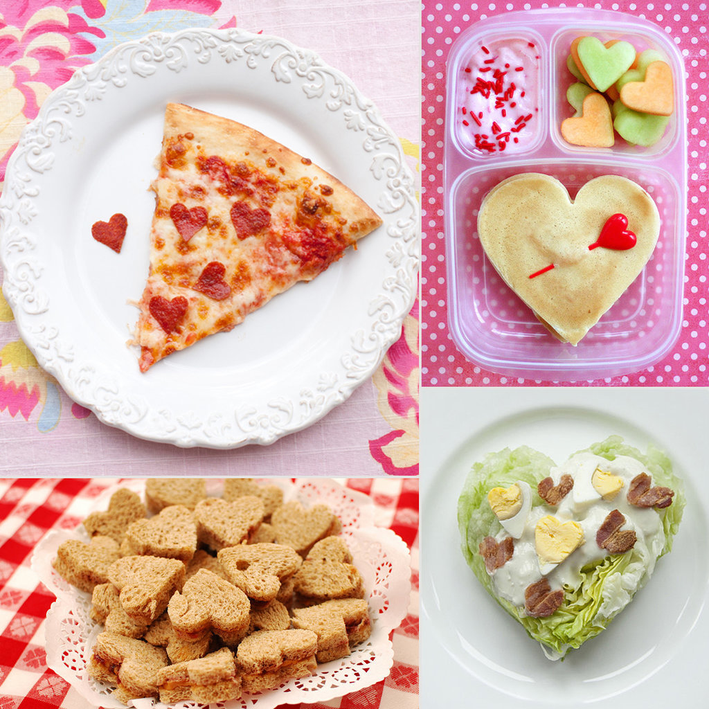 Valentine 39 s day lunch ideas for kids popsugar moms for Valentines day party foods