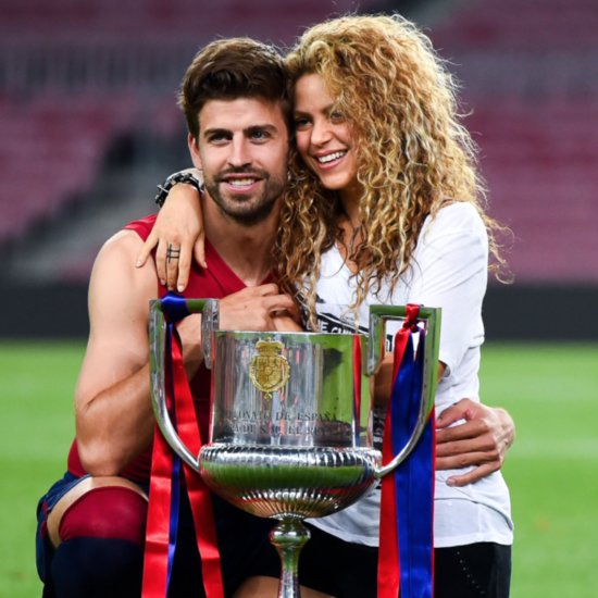 Shakira and Gerard Pique's Sweetest Moments