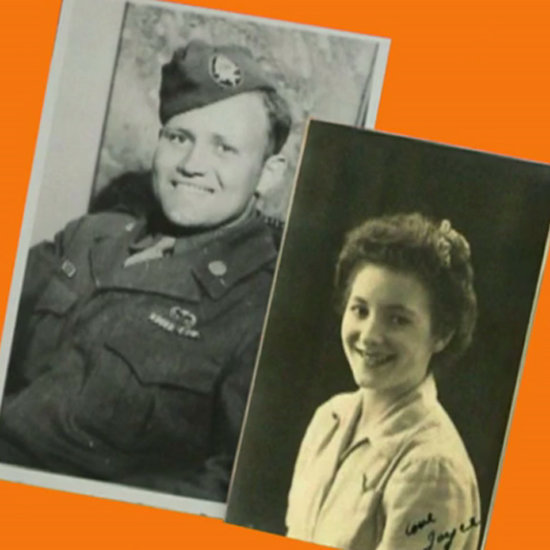 WWII Vet Reunites With Wartime Girlfriend