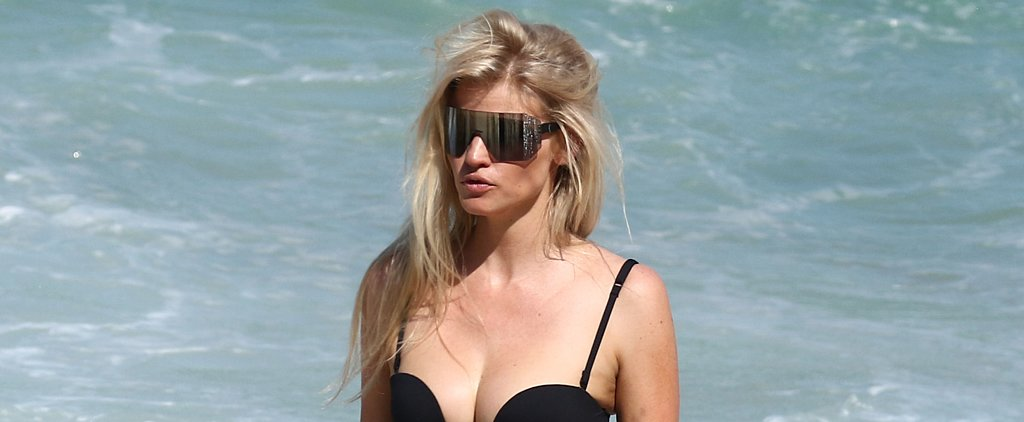Lara Stone Proves That You'll Only Ever Need These 2 Swimsuits