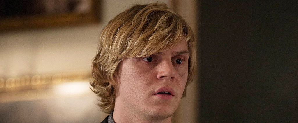 Evan Peters Is the Hottest Psycho on TV, and You Shouldn't Feel Bad About Your Attraction