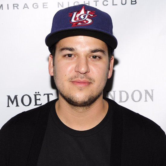 Rob Kardashian Shares a New Selfie on Instagram After Diabetes Diagnosis
