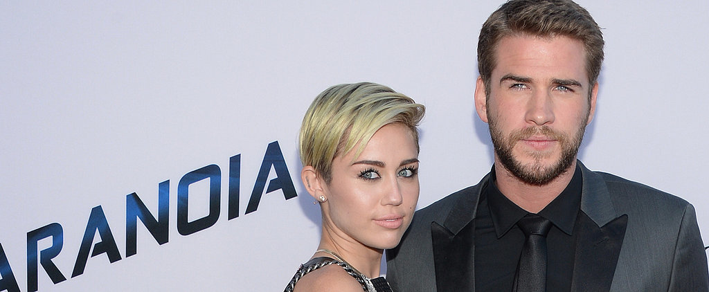 It's Official! Miley Cyrus and Liam Hemsworth's Engagement Is Back On