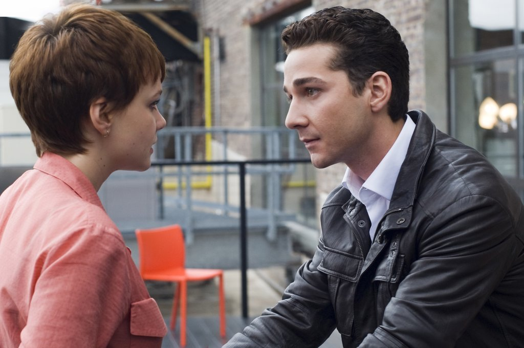 Shia LaBeouf and Carey Mulligan, Wall Street: Money Never Sleeps
