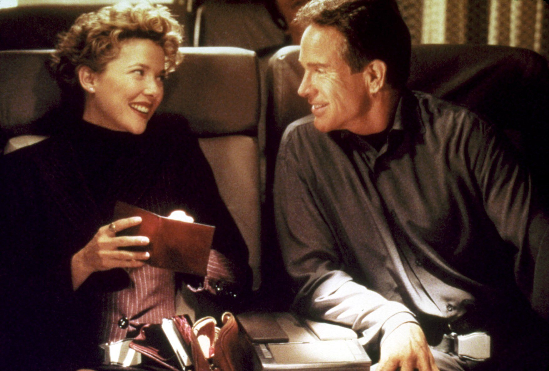 Annette Bening and Warren Beatty, Love Affair