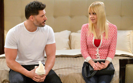 FROM EW: Magic ... Mom? Joe Manganiello to Join Anna Faris on CBS Comedy