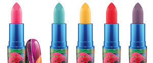See Every Gorgeous Product (Including Teal Lipstick!) in MAC's New Collaboration