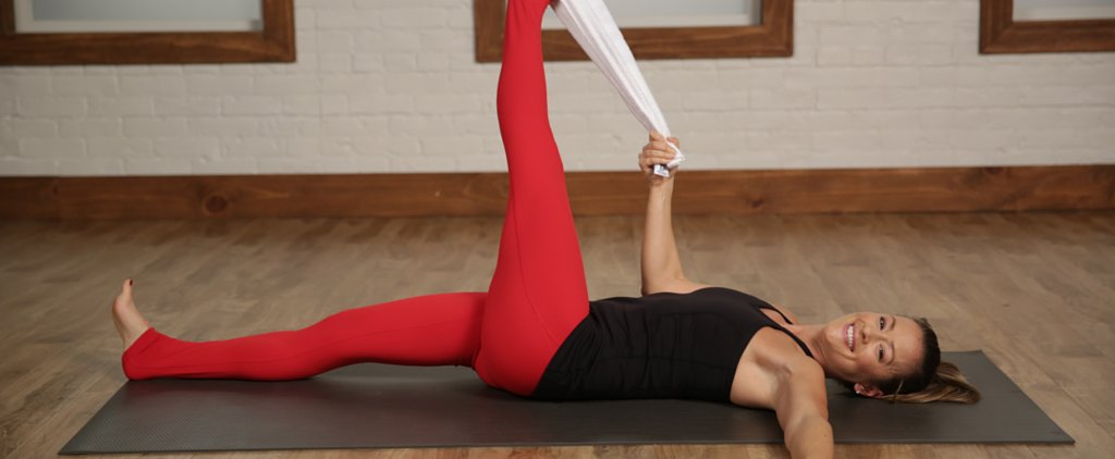 5-Minute Stretching Sequence For Long and Lean Limbs