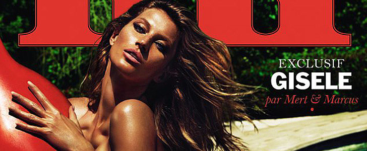 36 of the Hottest Nude Magazine Covers, Hands Down